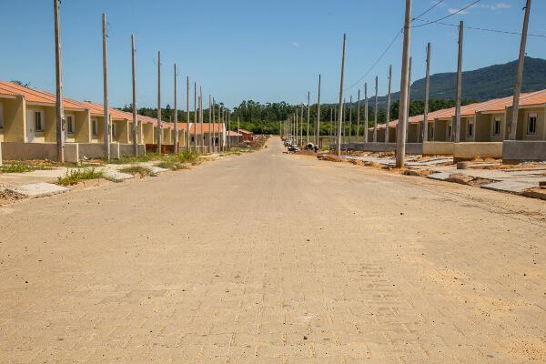 residencial belmonte, em nova hartz, como exemplo de terrenos em nova hartz